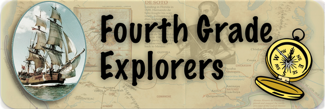 Fourth Grade Explorers 2